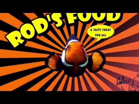 best saltwater fish food: rod's food: frozen fish food