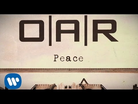 Peace Lyric Video