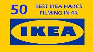 50 Best Ikea Hacks 4K