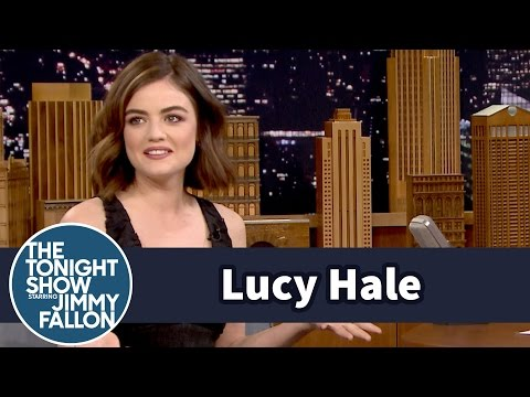 Video Lucy Hale Is Lying About Her First Name download in MP3, 3GP, MP4, WEBM, AVI, FLV January 2017