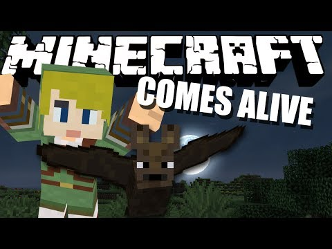 THE DEAL... Minecraft Comes Alive #35