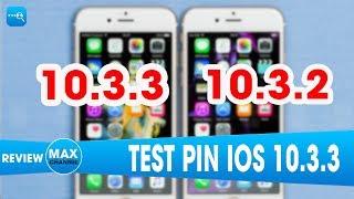 Apple đã chính thức phát hành bản iOS 10.3.3 với không nhiều thay đổi về giao diện mà chủ yếu nâng cao bảo mật. Vậy lên bản iOS 10.3.3 dung lượng pin của bạn sẽ thay đổi như thế nào so với iOS 10.3.2. Để xem iOS 10.3.3 tối ưu pin tốt hơn iOS 10.3.2 không?Ngoài ra các bạn hãy tham gia ngày event chào mừng Maxchannel đạt 200k Subcriber tại đây: https://youtu.be/XJBSYh_xZ88-------------------------------------------------------Ngoài ra các bạn có thể tham khảo các sản phẩm điện thoại giảm giá SOCK tại maxmobile:1. Apple...👉 iPhone 5C Lock: https://goo.gl/bRp2DN...👉 iPhone 5S Lock: https://goo.gl/FpQ8ON...👉 iPhone SE Lock: https://goo.gl/r6uHsL...👉 iPhone 6 Lock 99%, 100%: https://goo.gl/0a2vSY...👉 iPhone 6S Lock: https://goo.gl/JbWivh...👉 iPhone 6 Plus Lock: https://goo.gl/bG8DZV...👉 iPhone 6S Plus Lock : https://goo.gl/bgk3O2...👉 iPhone 7 Lock 99%, 100%: https://goo.gl/qGT3LV...👉 iPhone 7 Plus Lock 99%, 100%: https://goo.gl/uUpIY4...👉 iPhone 5S QT: https://goo.gl/R3lJrg...👉 iPhone 6 QT: https://goo.gl/wPCTca...👉 iPhone 6S QT: https://goo.gl/QRmvk1...👉 iPhone 6 Plus QT: https://goo.gl/bSVRfe...👉 iPad Air 2: https://goo.gl/TRnc122. Samsung...👉 Galaxy J3 pro: https://goo.gl/JUMEr3...👉 Galaxy S6 Mỹ: https://goo.gl/4TrPu6...👉 Galaxy S6 QT 2 sim:  https://goo.gl/8PKPbS...👉 Galaxy S6 EDGE Mỹ: https://goo.gl/1S61LT5. Xiaomi...👉 Xiaomi Redmi Note 3 pro FPT: https://goo.gl/nMYDGo...👉 Xiaomi Redmi Note 4 FPT: https://goo.gl/Xg3u6y...👉 Xiaomi Mi5 FPT: https://goo.gl/puQNkE...👉 Xiaomi Mi5S Ram 4GB: https://goo.gl/ZiZZKC-----------------------------------------------Tham gia group công nghệ để thảo luận và giải đáp về các vấn đề liên quan tới Maxchannel và cửa hàng Maxmobile:https://www.facebook.com/groups/maxchannelvanhungnguoiban/https://www.facebook.com/groups/maxmobileCSKH-Tham khảo thêm thông tin về khuyến mãi, giảm giá và các tin tức công nghệ mới nhất:http://maxmobile.vn/tin-tuc/https://www.facebook.com/maxmobile.vnhttps://www.facebook.com/MaxMobileHCM-Thông tin về dịch vụ s