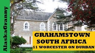 Grahamstown South Africa  City pictures : Grahamstown, South Africa, 11 Worcester-on-Durban Guest House