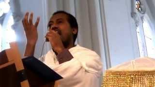 DIAKON ASMELASH TEACHING ON ST MICHAEL'S ORTHODOX FEAST DAY