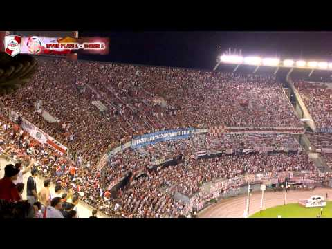 Video - YO QUIERO MI CAJON + PARA SER CAMPEON - River Plate vs Tigres - Copa Libertadores 2015 - Los Borrachos del Tablón - River Plate - Argentina