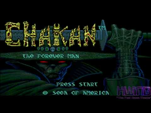 preview-Chakan: The Forever Man Review