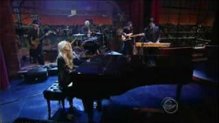 Delta Goodrem - In This Life The (Late Show with David Letterman) 2008