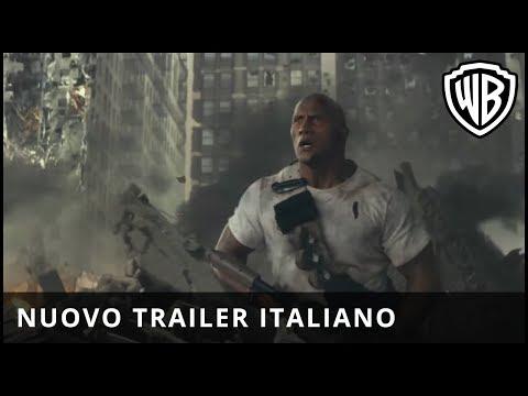 Preview Trailer Rampage- Furia animale, trailer ufficiale italiano