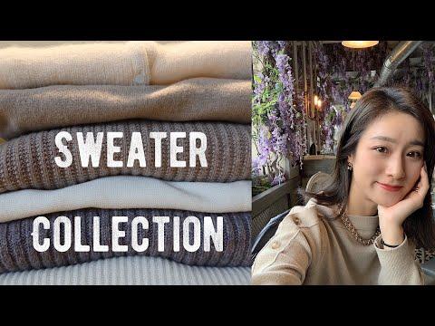 黑五种草!9件高品质百搭毛衣推荐|&OS|Allsaints|Club Monaco видео