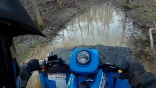 7. 2017 Polaris Sportsman 450 Long Ride