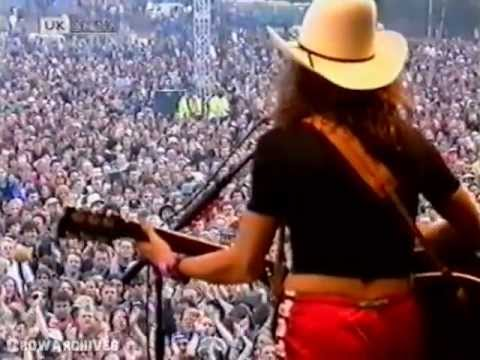Sheryl Crow – Live at Glastonbury 1997 – Full Concert