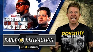 The Falcon and the Winter Soldier Could Get Renamed | Daily Distraction by Comicbook.com