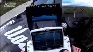 Walkera Scout X4 FPV - TX5803 range test - UNCUT - Uaooo.net