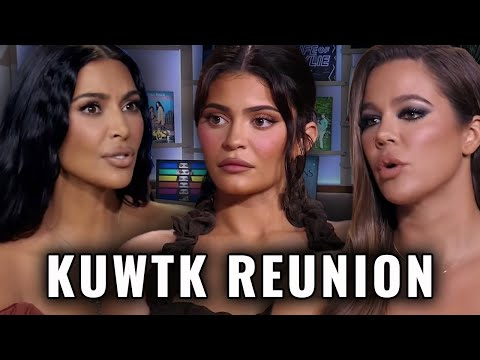 All the SHOCKING Moments From Keeping up With the Kardashians Reunion Part 1