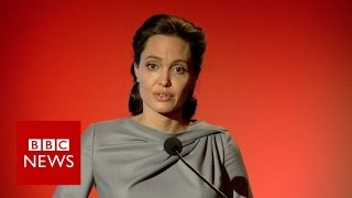 Angelina Jolie Pitt: Refugee system breaking down