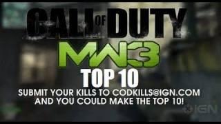 Top 10 Modern Warfare 3 Kills - 11/14/11