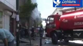 Zeytinburnu'nda Büyük Patlama