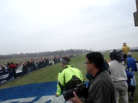 2007 Men's NCAA Cross Country Championship Finish