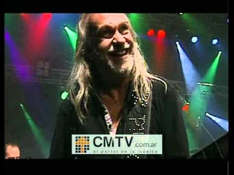 David Lebón video Suéltate Rock and roll - CM Vivo 24/06/2009