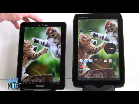 Samsung Galaxy Tab 7.7 vs. Motorola Droid XYBoard 8.2