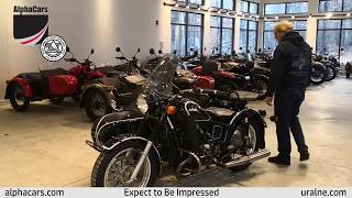 3. 2011 Ural Retro, Overview, AlphaCars & Ural of New England