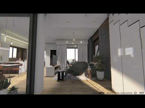 3D ARCHITECTURE VIDEO WALKTHROUGH