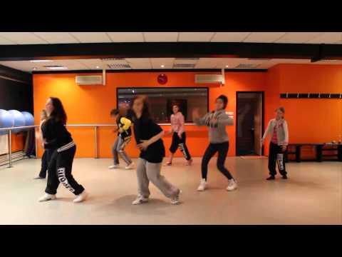 Уличные танцы: Хип-Хоп для новичков. Смотреть онлайн.