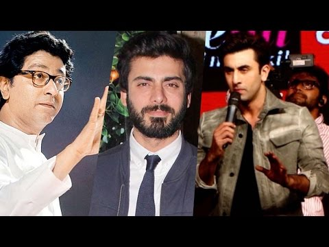 Ranbir Kapoor FINALLY Reacts To MNS Ban On Pak Art