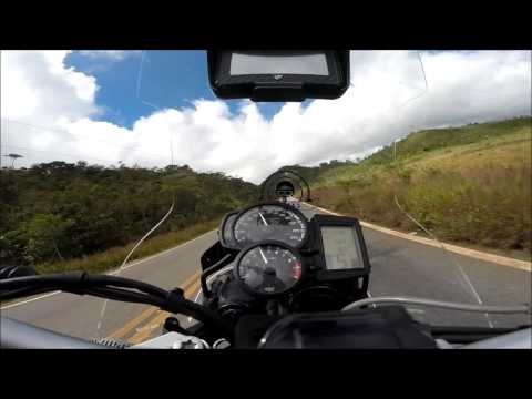 Conceicao do Mato Dentro- MG - On board BMW F800GS - GOPRO