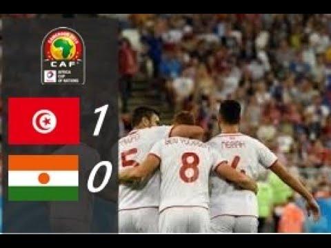 Tunisia 1 X 0 Niger