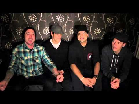 Happy Holidays from Billy Talent!