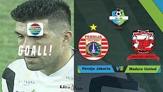 Video Goal Penalti Fabiano Beltrame - Madura United vs Persija Jakarta | Gojek Liga 1 Bersama Bukalapak MP3, 3GP, MP4, WEBM, AVI, FLV Mei 2018