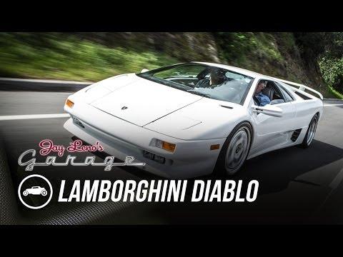 1991 Lamborghini Diablo – Jay Leno's Garage