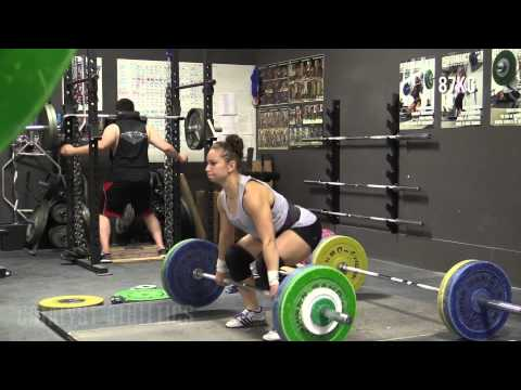 Catalyst Athletics Women's Team Saturday Training (Part 2)