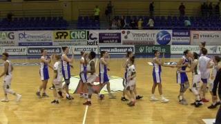 Pszczolka Polski-Cukier AZS UMCS Lublin vs Dynamo Moscow – EEWBL 31.03.17 Kosice