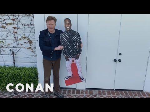 Conan's Social Distancing PSA - CONAN on TBS