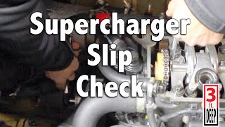 7. How To: Supercharger Clutch Slipping Moment Check (Sea-Doo Jet Ski)