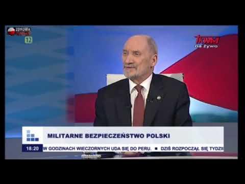 """Macierewicz: """"Rząd PiS jest najlepszym polskim rządem od 1918 roku"""""""