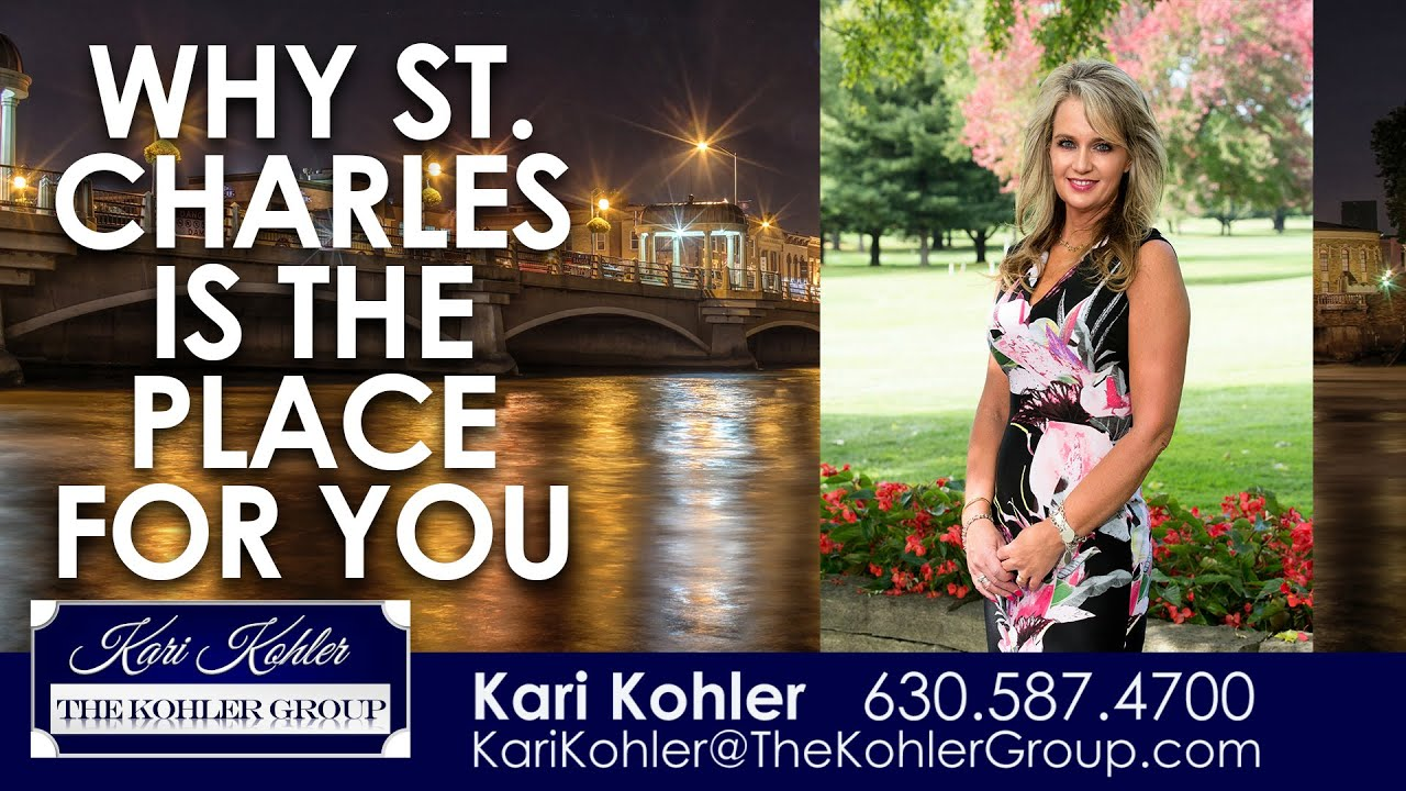 Why St. Charles is The Place for You
