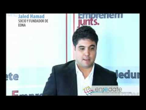 D. Jaled Hamad, socio fundador de EONA.
