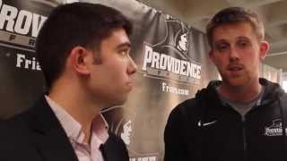 Craig Belhumeur with Ted Bancroft – PC Media Day 2014
