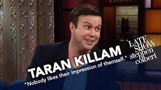 Video Taran Killam Is A Master Of Impressions MP3, 3GP, MP4, WEBM, AVI, FLV Maret 2018