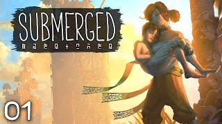 "Submerged Gameplay Walkthrough Part 1 - ""Keep Calm And Climb Buildings!!!"" 1080p PC"