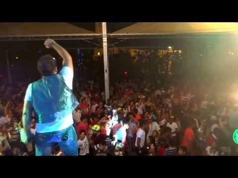 Praieiro Banda Skema 3 Show da Virada em Riolândia-SP