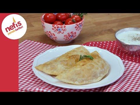 Çiğ börek nasıl yapılır ? Çi börek tarifi