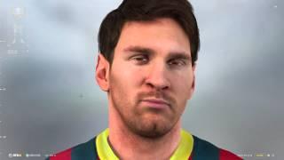 EA Sports FIFA 14 Life Size Messi