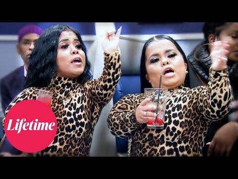 Little Women: Atlanta - CHAOS ERUPTS at Juicy's Shade Launch (Season 6, Episode 1) | Lifetime