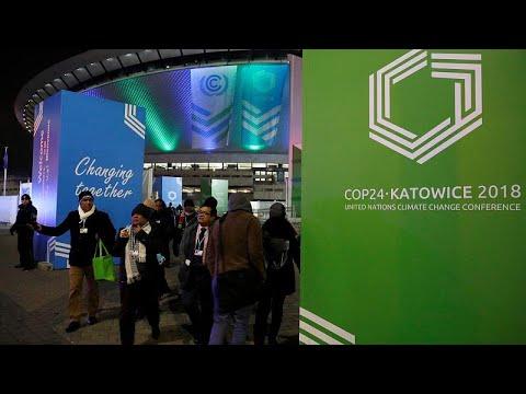 COP24: Ολονύχτιες διαβουλεύσεις για το κλίμα