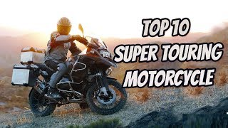 Download Video TOP 10 BEST TOURING MOTORCYCLE MP3 3GP MP4