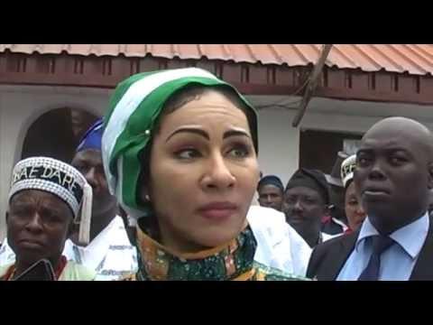 Watch What Ooni of Ife, Sally Mbanefo and Gani Adams said at 2014 Olokun Festival, Ile Ife
